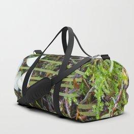 White Caps Duffle Bag