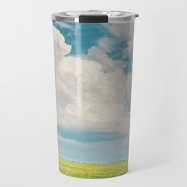 Gallatin County Storm Clouds Travel Mug