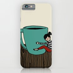 Coffee Mug Love Slim Case iPhone 6