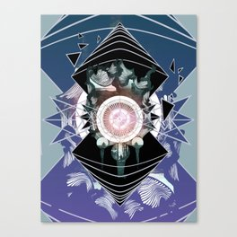 Brew Inverted Canvas Print