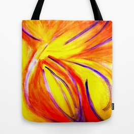 Sunshine Color Tote Bag