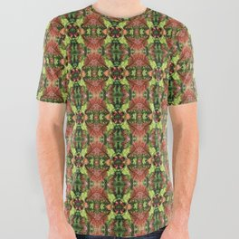 Ferns All Over Graphic Tee