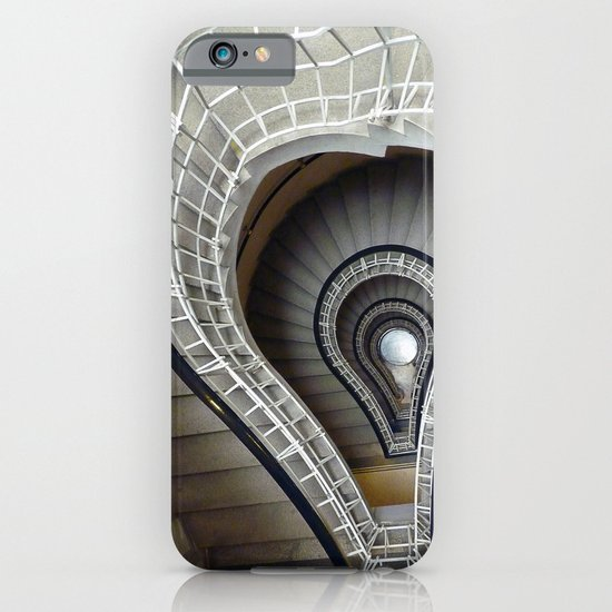 Staircase to Prague iPhone & iPod Case