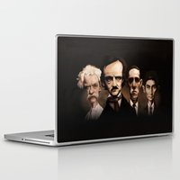 kafka Laptop & iPad Skins featuring Classics never die... by Poe Collection (by David G. Forés)