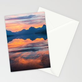 Until Daybreak Comes Stationery Cards