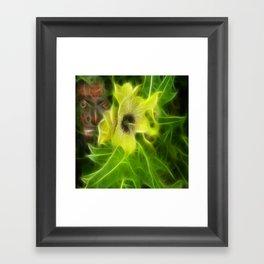 Spirit of Henbane Framed Art Print