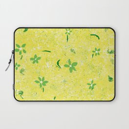 Spring Flowers Before April Showers Laptop Sleeve