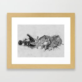 FUML Framed Art Print