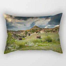 Theodore Roosevelt National Park,ND 3 Rectangular Pillow