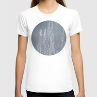 silver T-shirts featuring Silver by A Wandering Soul