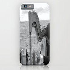 His Music Floats Down to Paris iPhone 6s Slim Case