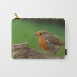 Robin Redbreast Carry-All Pouch