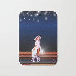Olivia Newton-John - Xanadu movie 80s  by retropopdisco Bath Mat