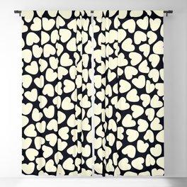 Love Pattern Blackout Curtain