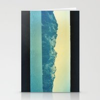 alaska Stationery Cards featuring Alaska by Taylor Palmer