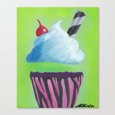 0 Calorie Delight Canvas Print