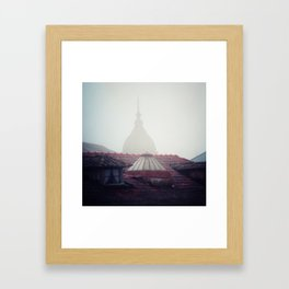 Braga II Framed Art Print