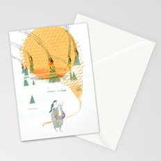 Beach House - Norway Stationery Cards