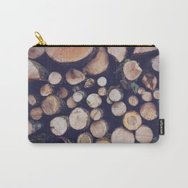 firewood no. 1 Carry-All Pouch