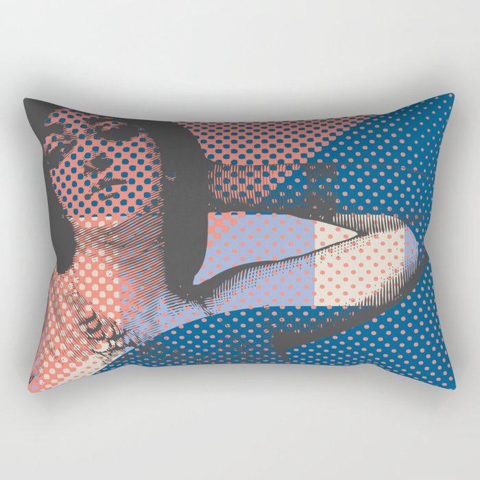 Salome Rectangular Pillow