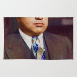 Al Capone, Gangster Rug