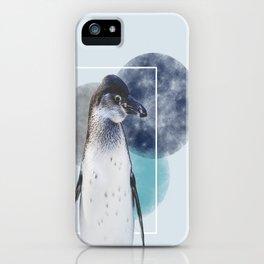 Pinguinlove iPhone Case
