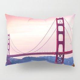 Golden Gate Pillow Sham