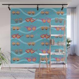 Colorful Shade Wall Mural