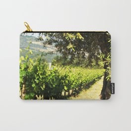 Vineyards  Carry-All Pouch