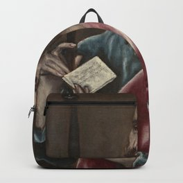 El Greco - Saint Paul (Oviedo) Backpack