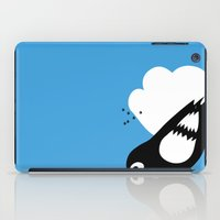 pigeon iPad Cases featuring pigeon by marieclaire grafilles