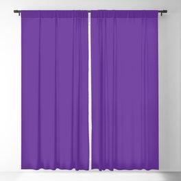 color rebecca purple Blackout Curtain