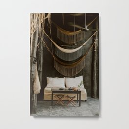 Mystical coffee spot in Mexico Metal Print