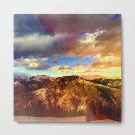 Give it all Metal Print