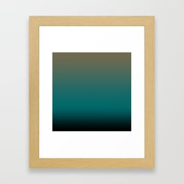 Jaded Framed Art Print