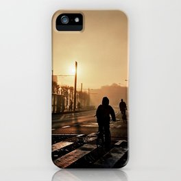 Foggy City iPhone Case