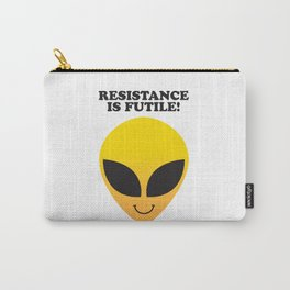 RESISTANCE IS FUTILE! Carry-All Pouch