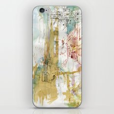A French Experience iPhone & iPod Skin