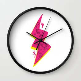 Rock me all night long. for good music lovers. Wall Clock