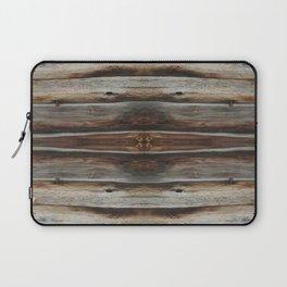 wood 2 Laptop Sleeve
