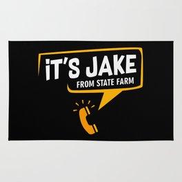 It's Jake Rug