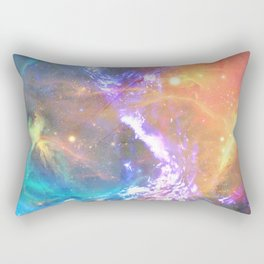 Between sun and sea Rectangular Pillow