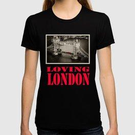 Loving London T-shirt