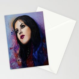 Star-Face Stationery Cards