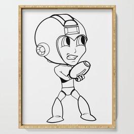 Megaman! Serving Tray