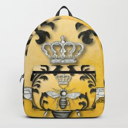 Damask Bee Backpack
