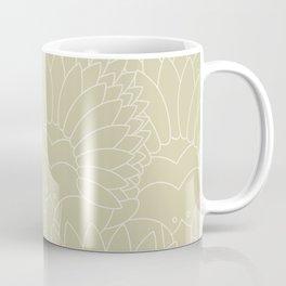 Minimalist Echidna Coffee Mug