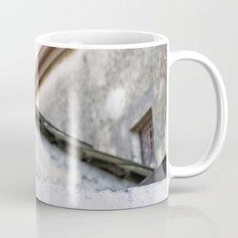 Cat on the Roof Coffee Mug