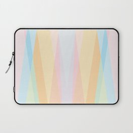 Pastel colors abstract. Laptop Sleeve