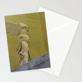 Victory of Samothrace Stationery Cards